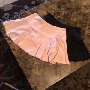 Roxy Skirts Bundle of 2 Size a Small
